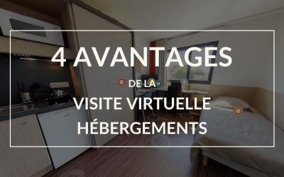 4 avantages de la visite virtuelle 360° pour les hébergements