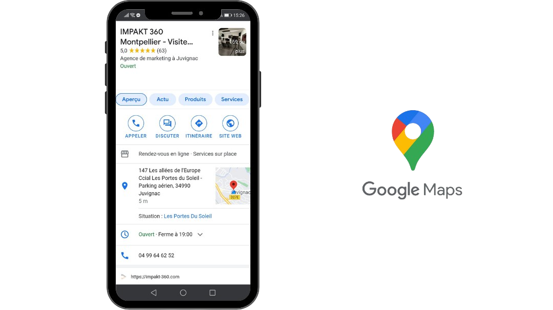 iphone-smartphone-page-google-my-business-visibilite-web