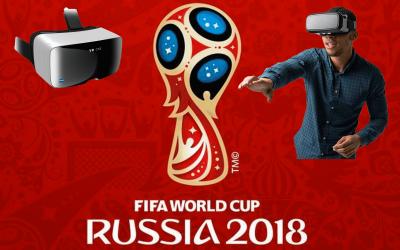 Regarder la Coupe du Monde en VR, c'est possible !