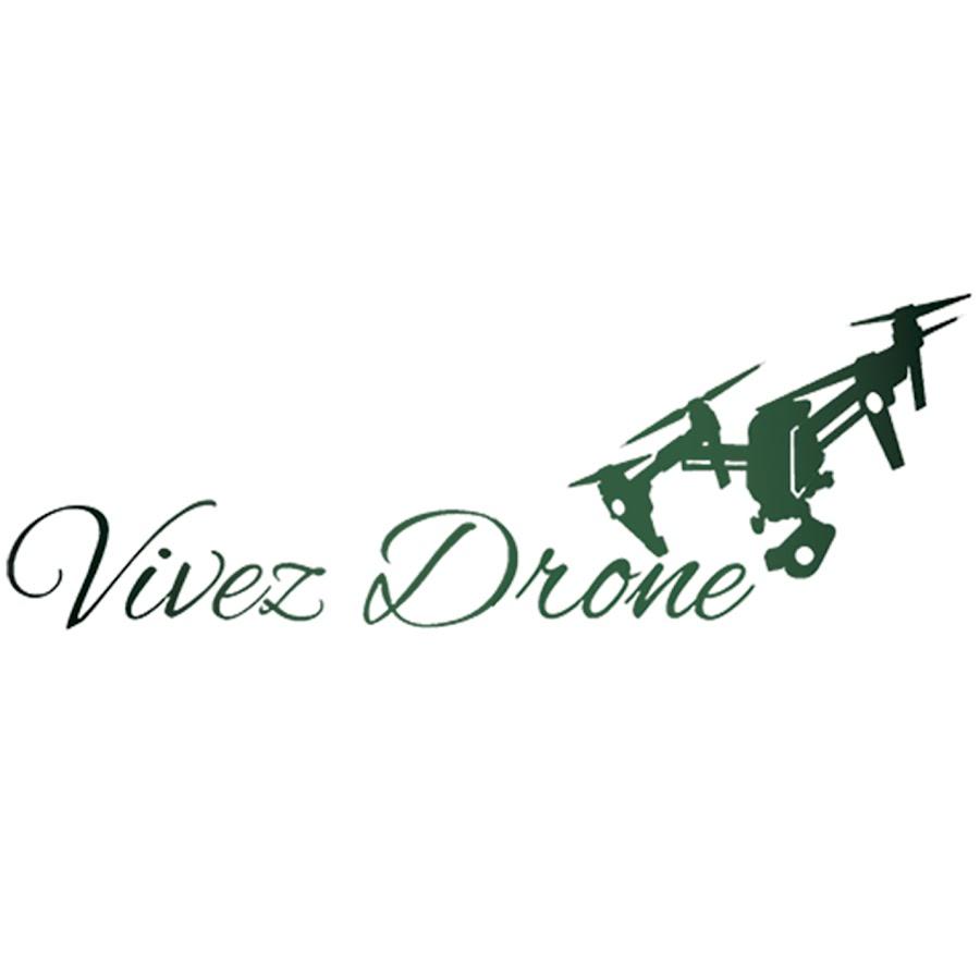 Logo vivez drone