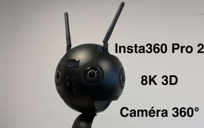 Insta360 Pro 2 – Le test complet