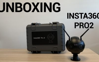 [Unboxing] INSTA360 PRO 2 – Une caméra 3D 8K pour la VR